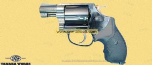 S&W M37 .38 SPL Airweight J-Police Model Jupiter Finish 2 inch Steel Finish by Tanaka